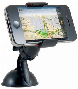 Держатель для мобильных устройств, на стекло Defender Car holder 102 прищепка, высота 20-95мм