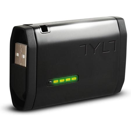 Портавтивное зарядное устройство Tylt Zumo Apple 30-pin 1500mAh, li-Ion, micro-USB, черный