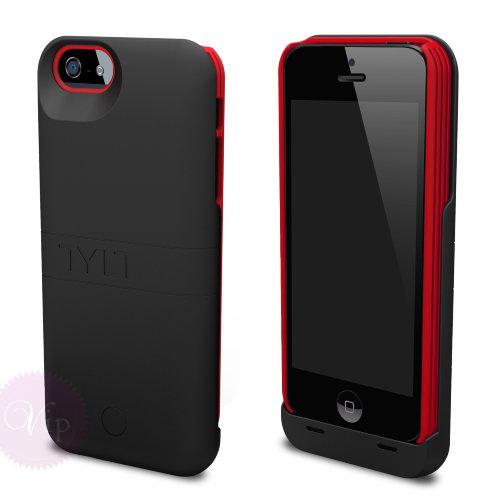 Чехол-аккумулятор Tylt Energi для iPhone 5/5S черный