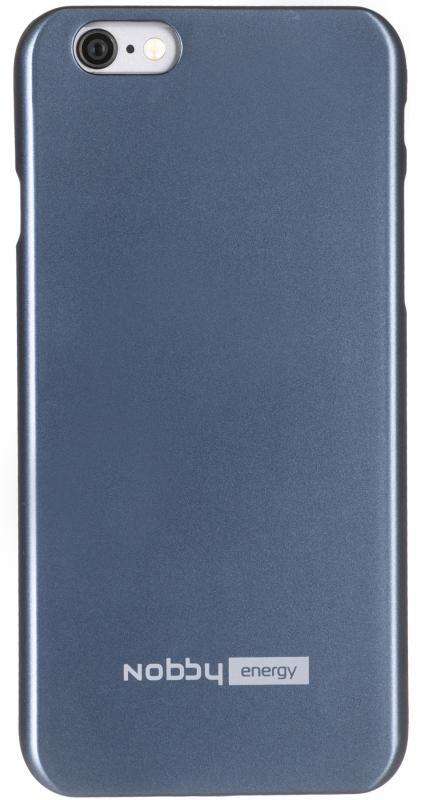 Чехол-аккумулятор Nobby 3200 мАч MFI для iPhone 6 синий