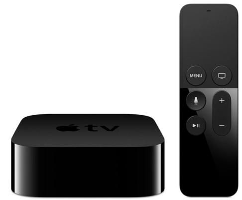 Apple TV 64Gb нового поколения (MLNC2RS/A)