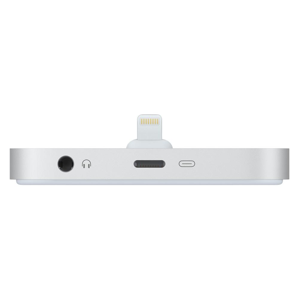 Док-станция для iPhone с разъёмом Lightning – серебристая (ML8J2ZM/A)