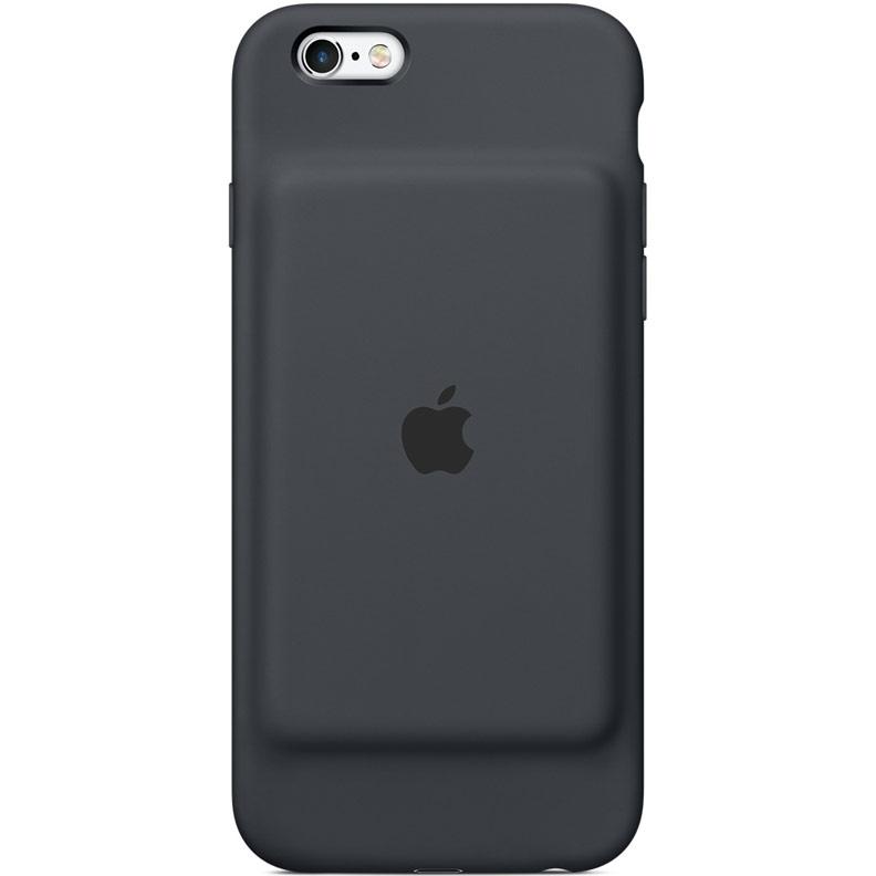 Чехол-аккумулятор Apple Smart Battery Case для iPhone 6s – темно-серый MGQL2ZM/A