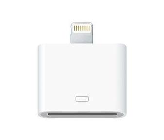 Адаптер Onext для Apple 30 pin - Apple lightning 8 pin Белый