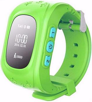 Умные часы Кнопка Жизни K911 (зеленый)