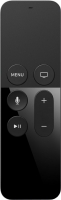 Пульт Apple TV Remote (черный)