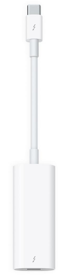 Адаптер Thunderbolt 3 (USB-C)/Thunderbolt 2 (MMEL2ZM/A)