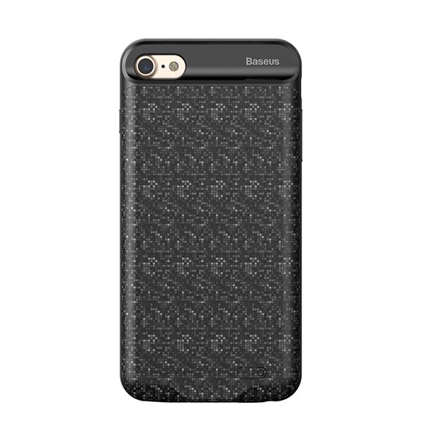 Чехол-аккумулятор Baseus Power Bank Case для iPhone 7/8 (черный)