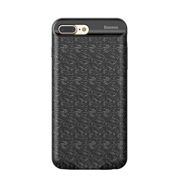 Чехол-аккумулятор Baseus Power Bank Case для iPhone 7 Plus/8 Plus (черный)