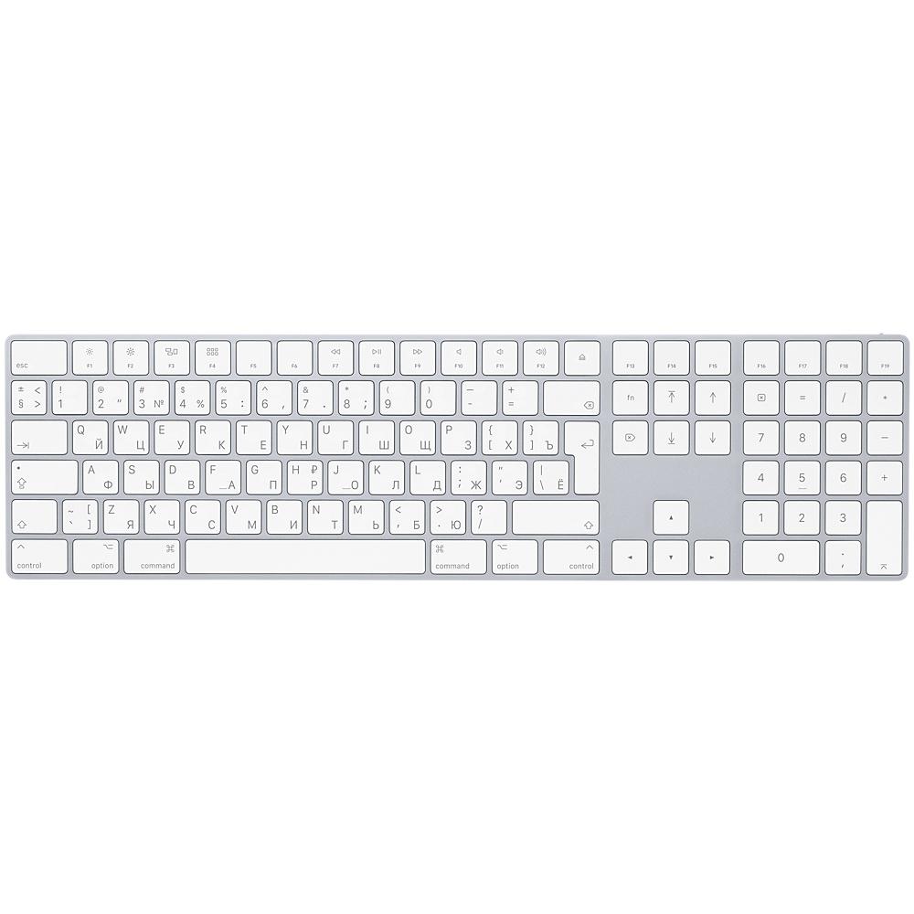 Клавиатура Magic Keyboard с цифровой панелью, русская раскладка