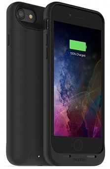 Чехол-аккумулятор Mophie Juice Pack Air (3976) для iPhone 7 (черный)
