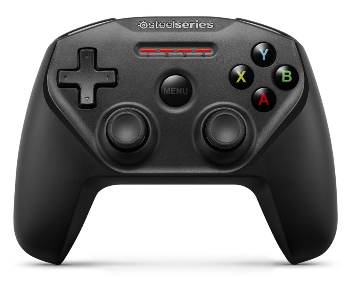 Беспроводной игровой контроллер SteelSeries Nimbus