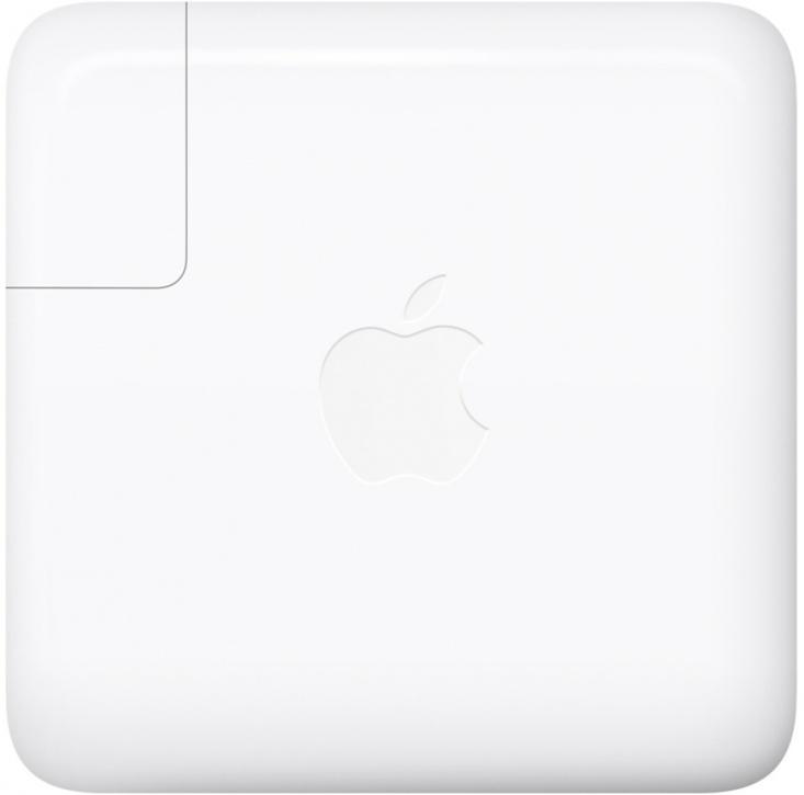 Адаптер питания Apple USB-C 87Вт белый (MNF82Z/A)