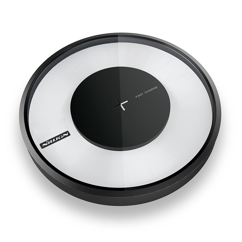 Беспроводное зарядное устройство Nillkin Magic Disk IV Wireless Charger MD-WCP IV (черный)