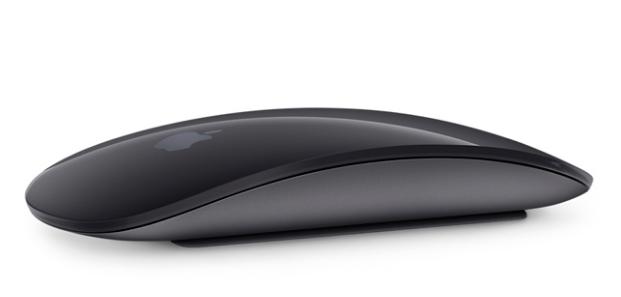 Мышь беспроводная Apple Magic Mouse 2 Space Grey (MRME2ZM/A)