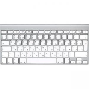 Беспроводная клавиатура Apple - Английский (международный)