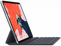 Чехол-клавиатура Apple Smart Keyboard Folio для iPad Pro 11 (черный) (MU8G2)