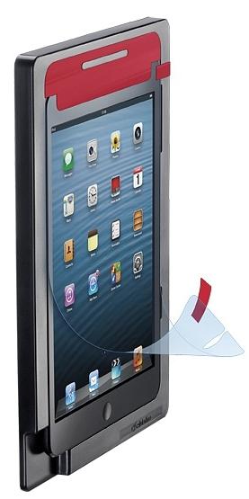 Защитная пленка для Apple iPad 2/3/4 Cellular Line SPEFIPAD4 с аппликатором