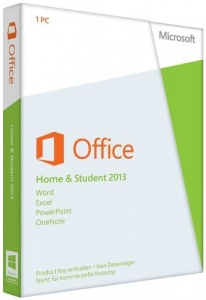 Софт для ПК MICROSOFT Office для дома и учебы 2013