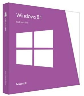 ПО Microsoft Windows 8.1 WN7-00937