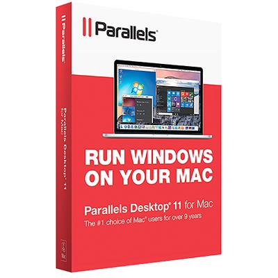 Parallels Desktor 11 для Mac
