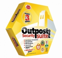 Outpost Security Suite Pro 12 месяцев на 3 ПК